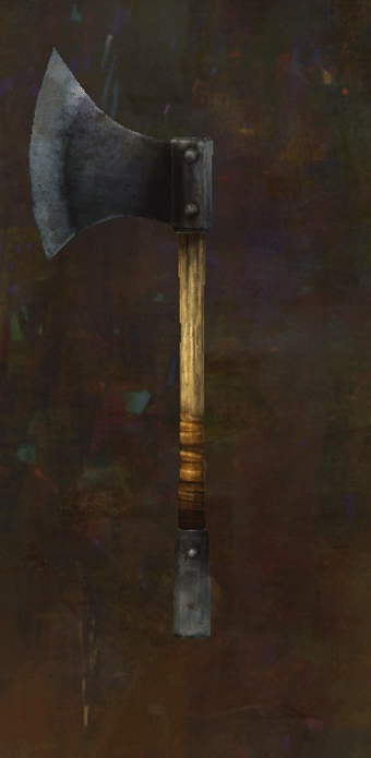 Guild Wars 2 Weapon Gallery One Handed Axe