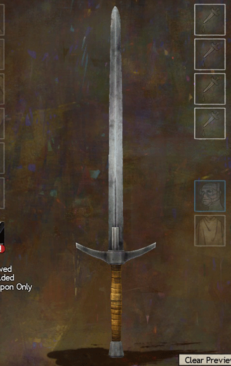 Guild Wars 2 Weapon Gallery Two Handed Greatsword