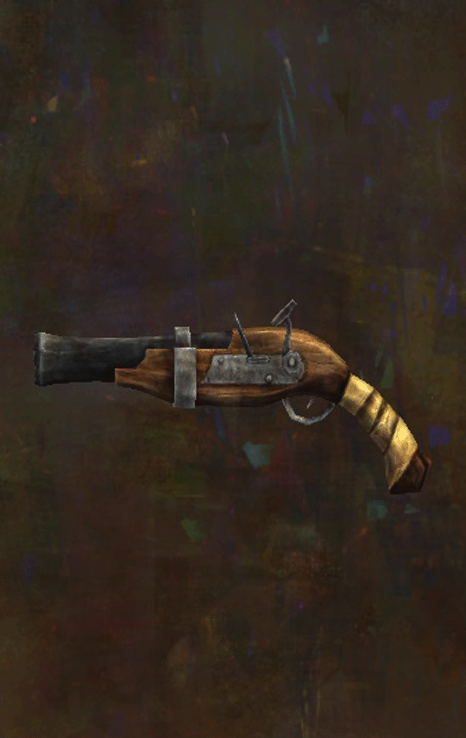 Guild Wars 2 Weapon Gallery One Handed Pistol